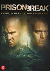 Prison Break - The Event Series-DVD