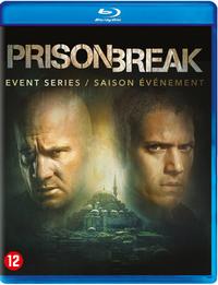 Prison Break - The Event Series-Blu-Ray