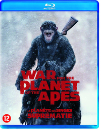 War For The Planet Of The Apes-Blu-Ray