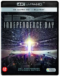 Independence Day (4K Ultra HD En Blu-Ray)-4K Blu-Ray
