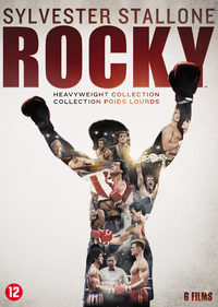 Rocky Heavyweight Collection-DVD
