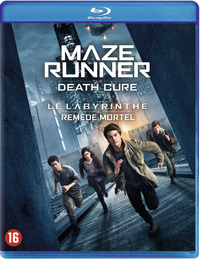 Maze Runner - The Death Cure-Blu-Ray