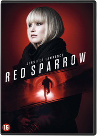 Red Sparrow-DVD