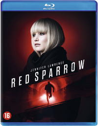 Red Sparrow-Blu-Ray
