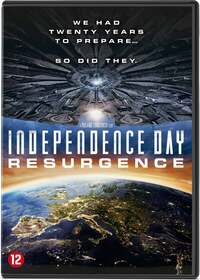 Independence Day - Resurgence-DVD
