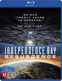 Independence Day - Resurgence-Blu-Ray