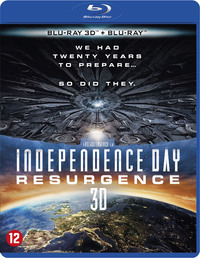 Independence Day - Resurgence (3D En 2D Blu-Ray)-3D Blu-Ray