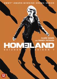 Homeland - Seizoen 7-DVD