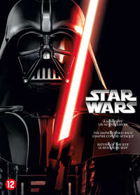 Star Wars Original Trilogy-DVD