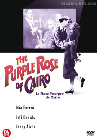 The Purple Rose Of Cairo-DVD