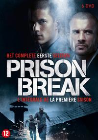Prison Break - Seizoen 1-DVD