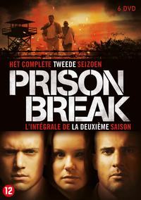 Prison Break - Seizoen 2-DVD