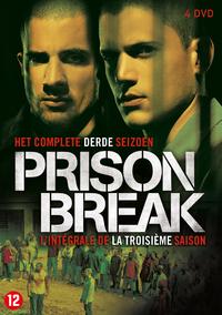 Prison Break - Seizoen 3-DVD