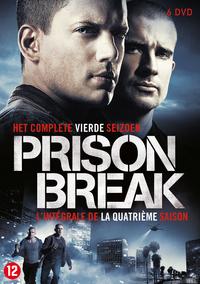 Prison Break - Seizoen 4-DVD