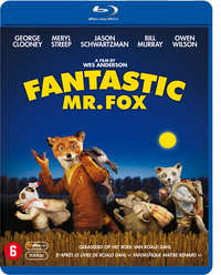 Fantastic Mr. Fox-Blu-Ray