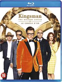 Kingsman: The Golden Circle-Blu-Ray