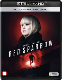 Red Sparrow (4K Ultra HD En Blu-Ray)-4K Blu-Ray