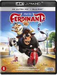 Ferdinand (4K Ultra HD En Blu-Ray)-4K Blu-Ray