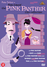 The Pink Panther Film Collection (5 DVD)-DVD