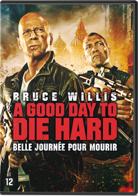 A Good Day To Die Hard-DVD