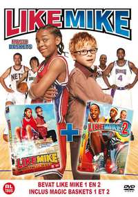 Like Mike 1 & 2-DVD