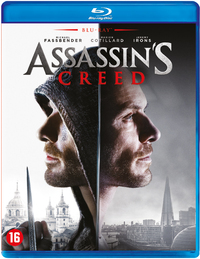 Assassin's Creed-Blu-Ray