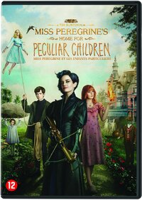 Miss Peregrine's Home For Peculiar Children-DVD