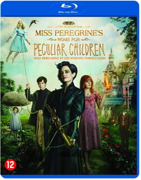 Miss Peregrine's Home For Peculiar Children-Blu-Ray