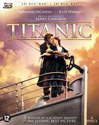Titanic (3D En 2D Blu-Ray)-3D Blu-Ray