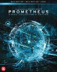 Prometheus (3D En 2D Blu-Ray)-3D Blu-Ray
