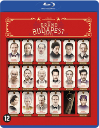 The Grand Budapest Hotel-Blu-Ray