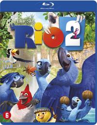 Rio 2-Blu-Ray