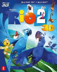 Rio 2 (3D En 2D Blu-Ray)-3D Blu-Ray