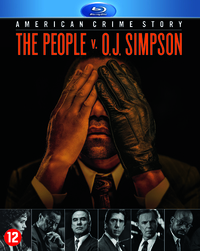 American Crime Story - The People Versus O.J. Simpson-Blu-Ray