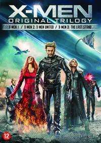 X-Men 1-3-DVD