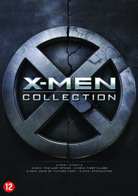 X-Men Collection 1-6-DVD