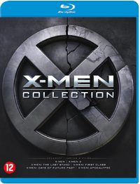 X-Men Collection 1-6-Blu-Ray