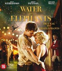 Water For Elephants-Blu-Ray