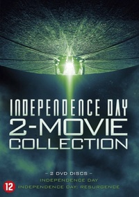 Independence Day 1&2-DVD