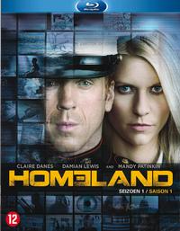 Homeland - Seizoen 1-Blu-Ray