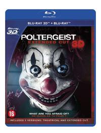 Poltergeist (3D En 2D Blu-Ray)-3D Blu-Ray
