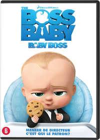 The Boss Baby-DVD