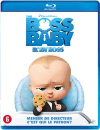 The Boss Baby-Blu-Ray