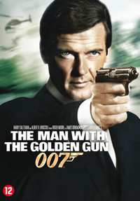 The Man With The Golden Gun-DVD