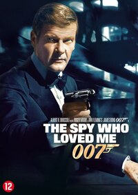 The Spy Who Loved Me-DVD