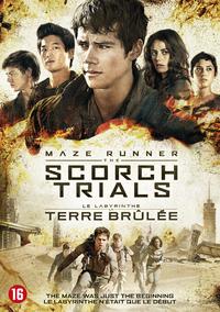 Maze Runner - The Scorch Trials-DVD