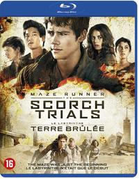 Maze Runner - The Scorch Trials-Blu-Ray