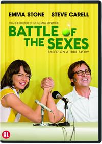 Battle Of The Sexes-DVD
