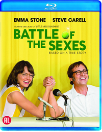 Battle Of The Sexes-Blu-Ray