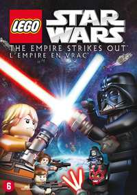 Lego Star Wars - Empire Strikes Out-DVD